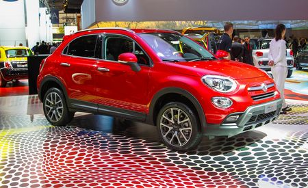 2016 Fiat 500X: The Jeep Renegade's Brother By the Same Mother