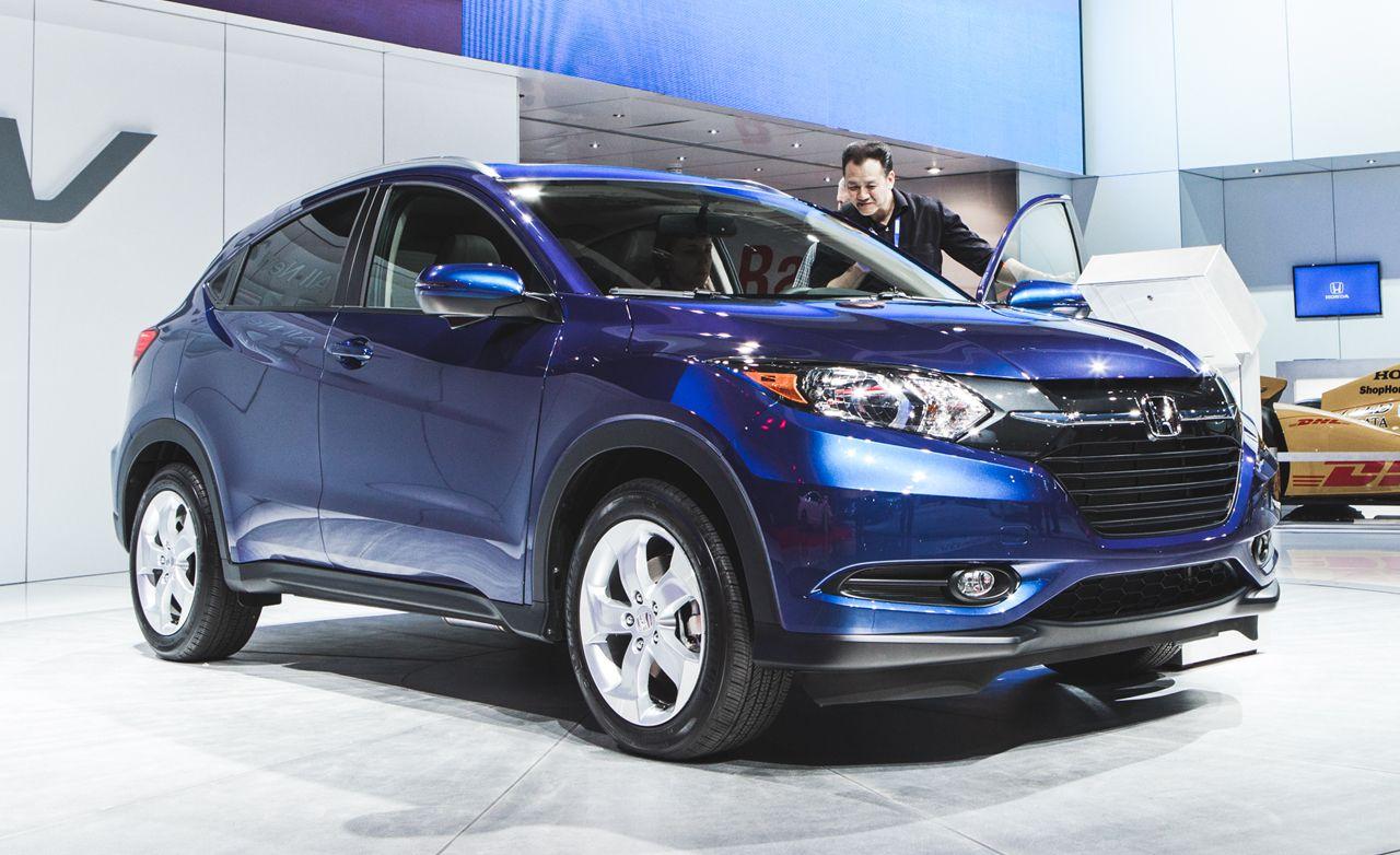 2016 Honda HR-V Revealed: Tiny Footprint, Huge Sales Potential