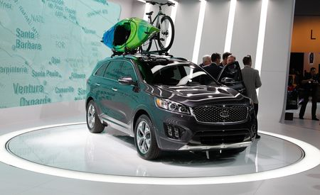 2016 Kia Sorento: A Big Ol' Makeover for Kia's Largest Crossover