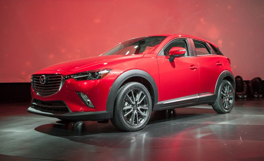 2016 Mazda CX-3 Debuts, Already Owns All Other Tiny Crossovers
