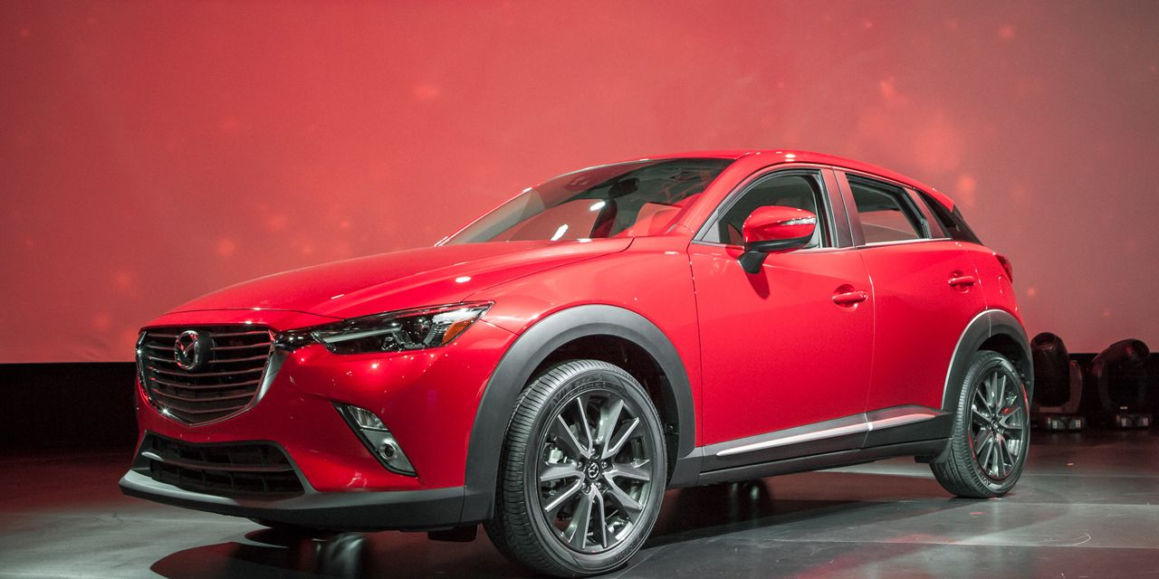 2016 Mazda Cx 3 Photos And Info 8211 News 8211 Car And Driver