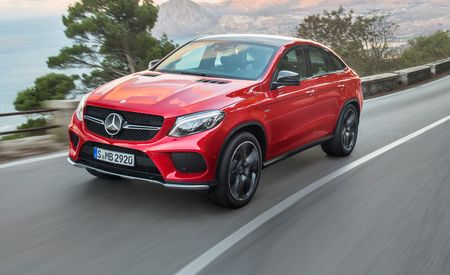 2016 Mercedes-Benz GLE-class Coupe: The BMW X6 Finally Has Competition