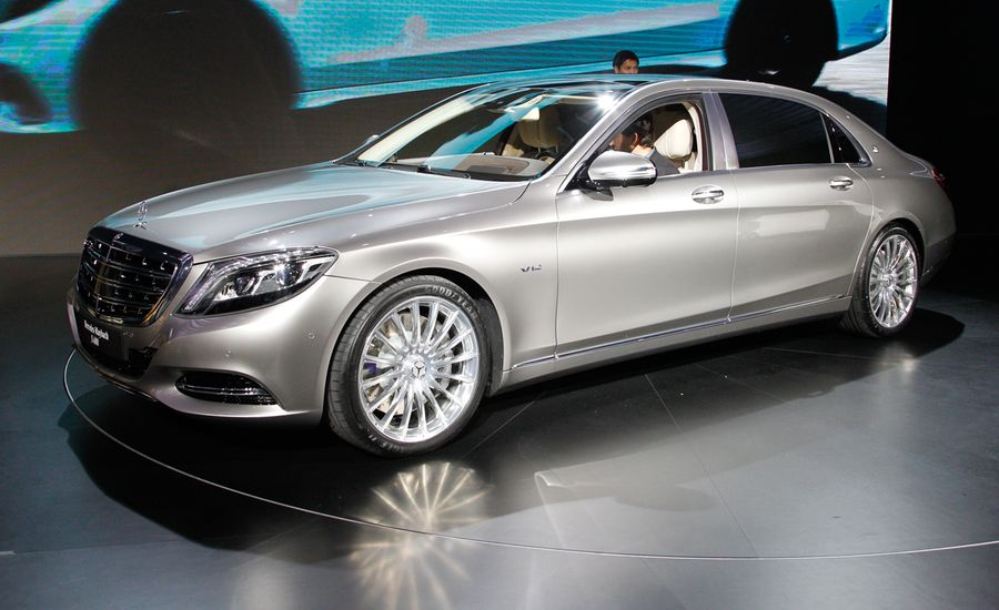 2016 Mercedes-Maybach S600 Photos and Info | News | Car and Driver