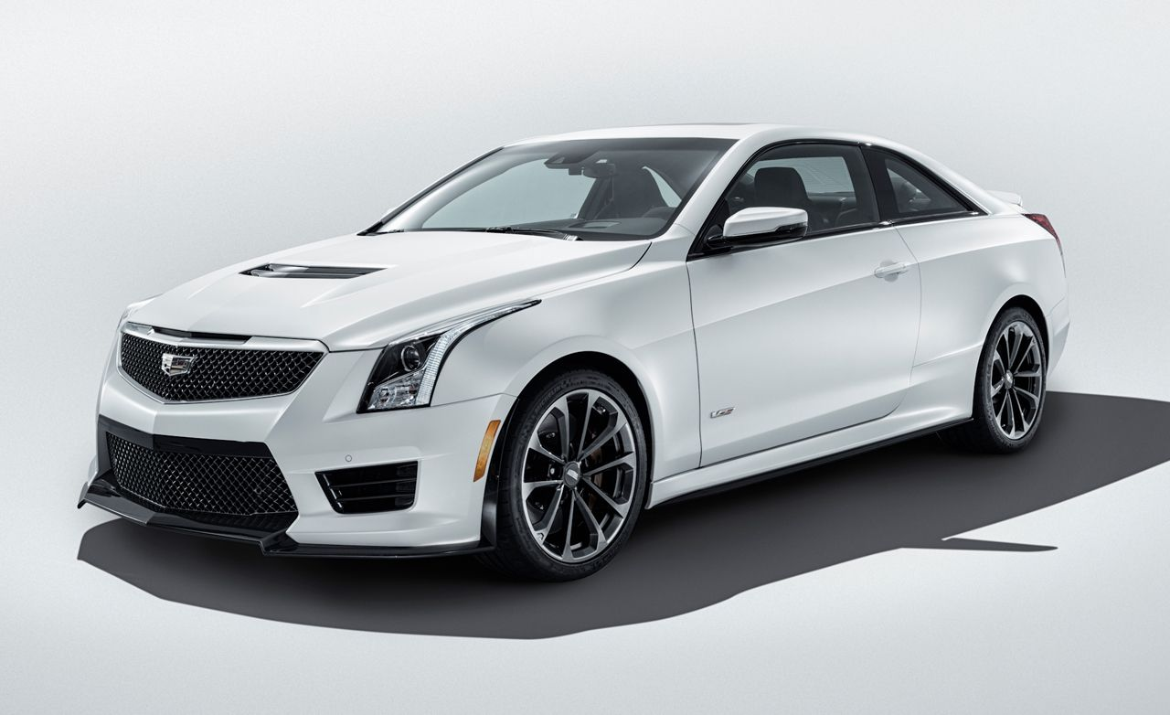 2016 Cadillac Ats V Dissected Chassis Powertrain Design And More