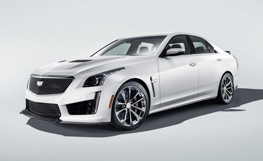 Cadillac 2016 Cts V Price - Auto Express