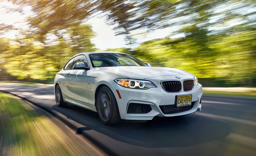 BMW Mi Best Cars Feature Car And Driver - Bmw 2015 cars