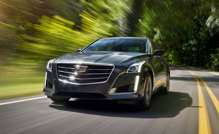 2015 10Best Cars: Cadillac CTS