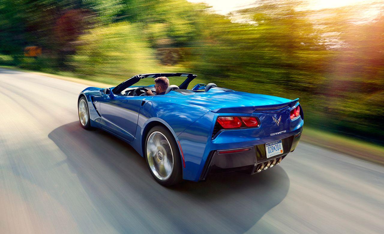 2015 10Best Cars: Chevrolet Corvette Stingray