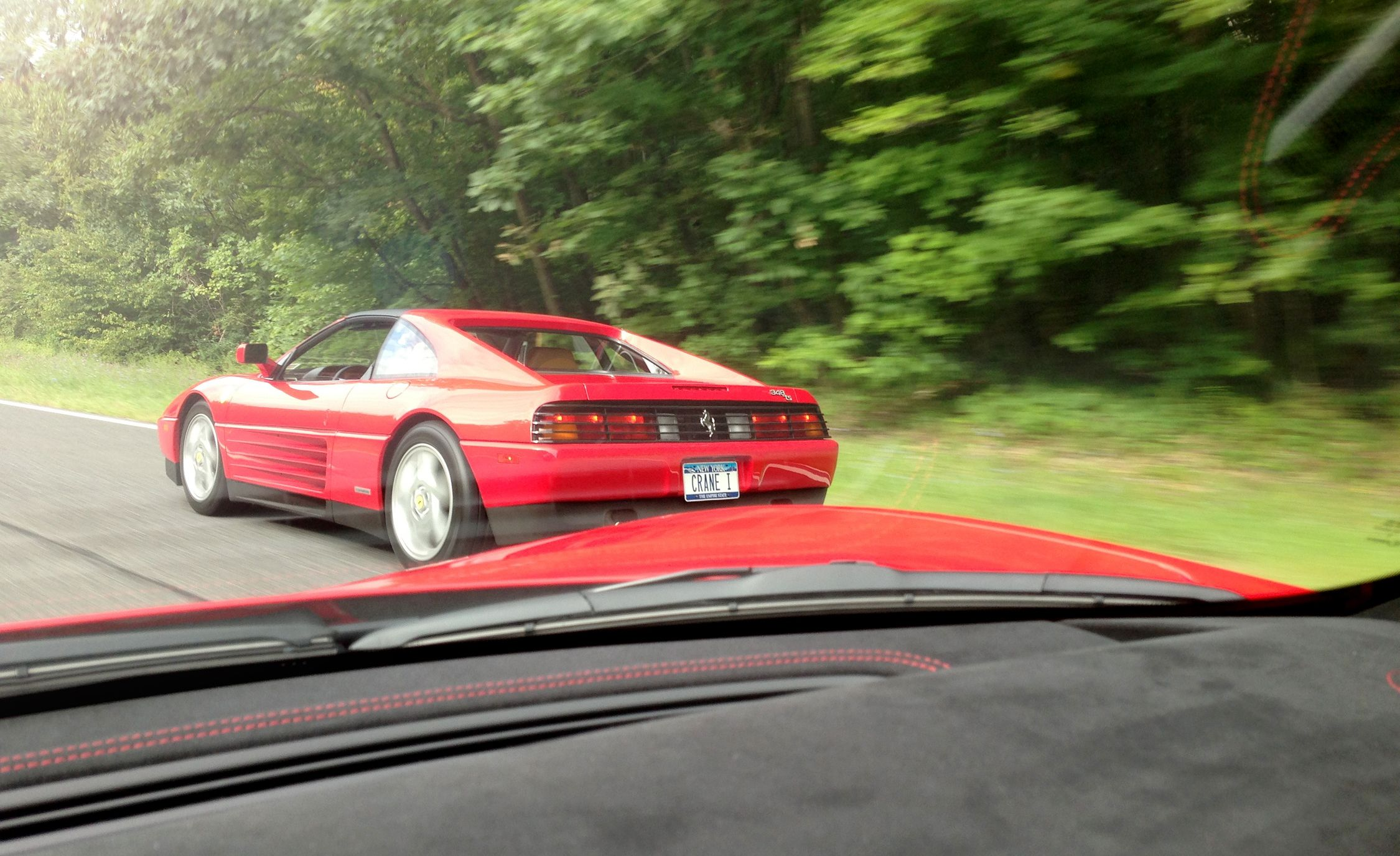 New vs. Old: 2014 Chevrolet Corvette Stingray vs. 1990 Ferrari ...