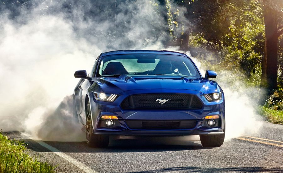 2015 10Best Cars: Ford Mustang GT