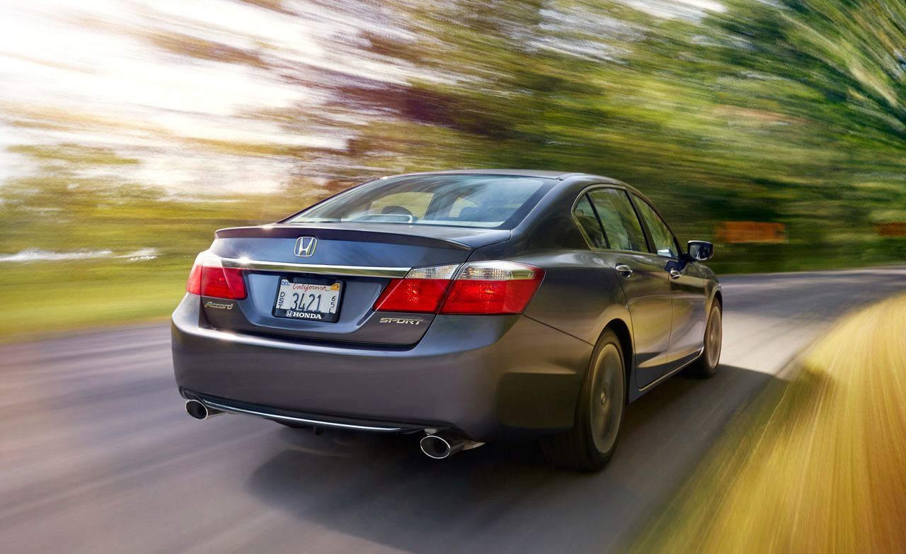 Honda Accord 2015 10Best Cars  Feature  Car and Driver