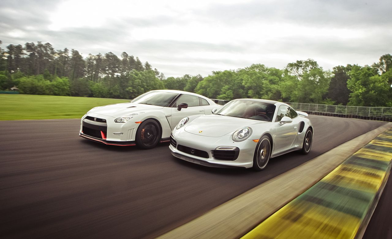 Lightning Lap 2014 LL4: Starring the GT-R NISMO, Viper TA, 911 Turbo S, R8, SL63, and XKR-S GT