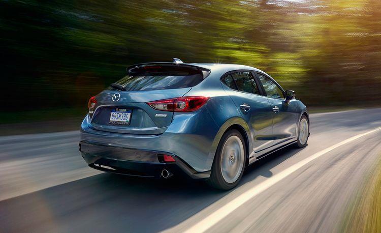 2015 10Best Cars: Mazda 3