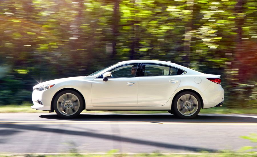 mazda 6: 2015 10best cars | feature | car and driver