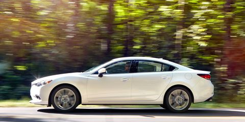 Mazda 6 2015 10best Cars 8211 Feature 8211 Car And Driver