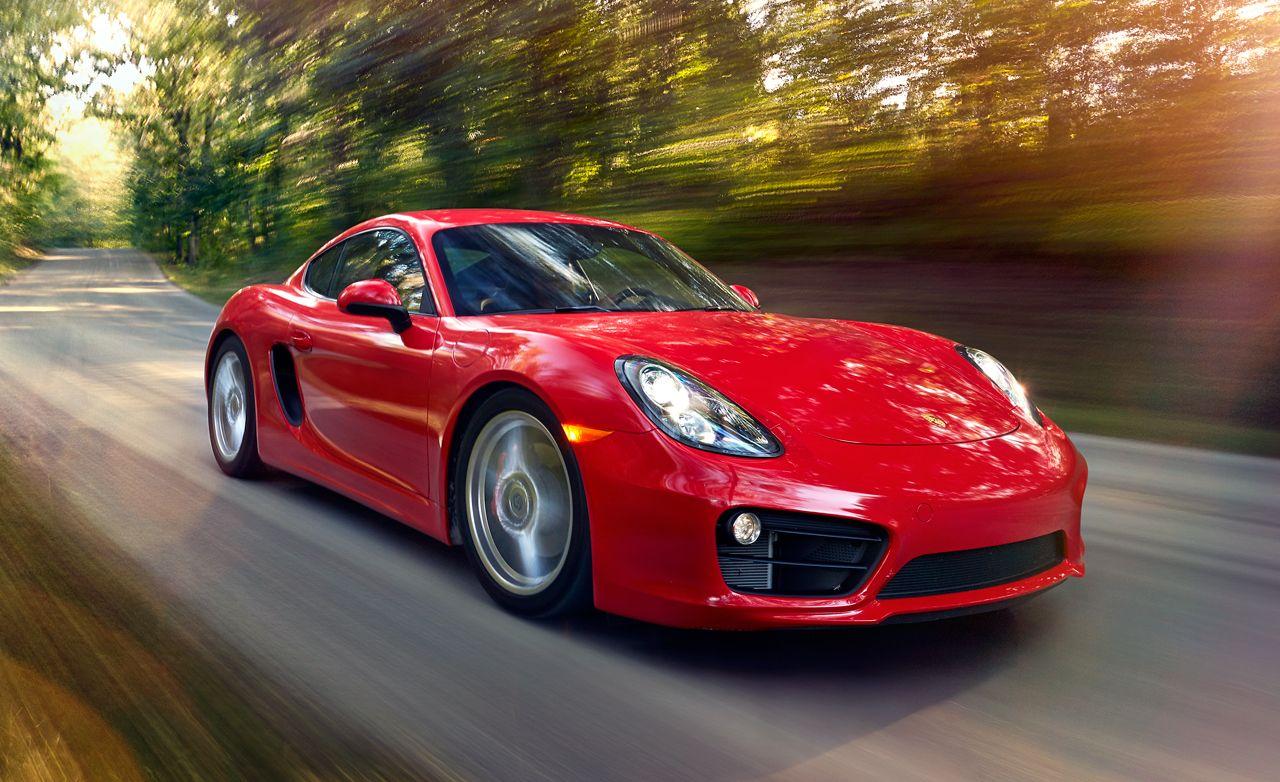2015 10Best Cars: Porsche Boxster / Cayman