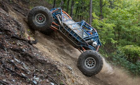 Southern Rock Racing Demonstrates Why Crawling Is for Babies