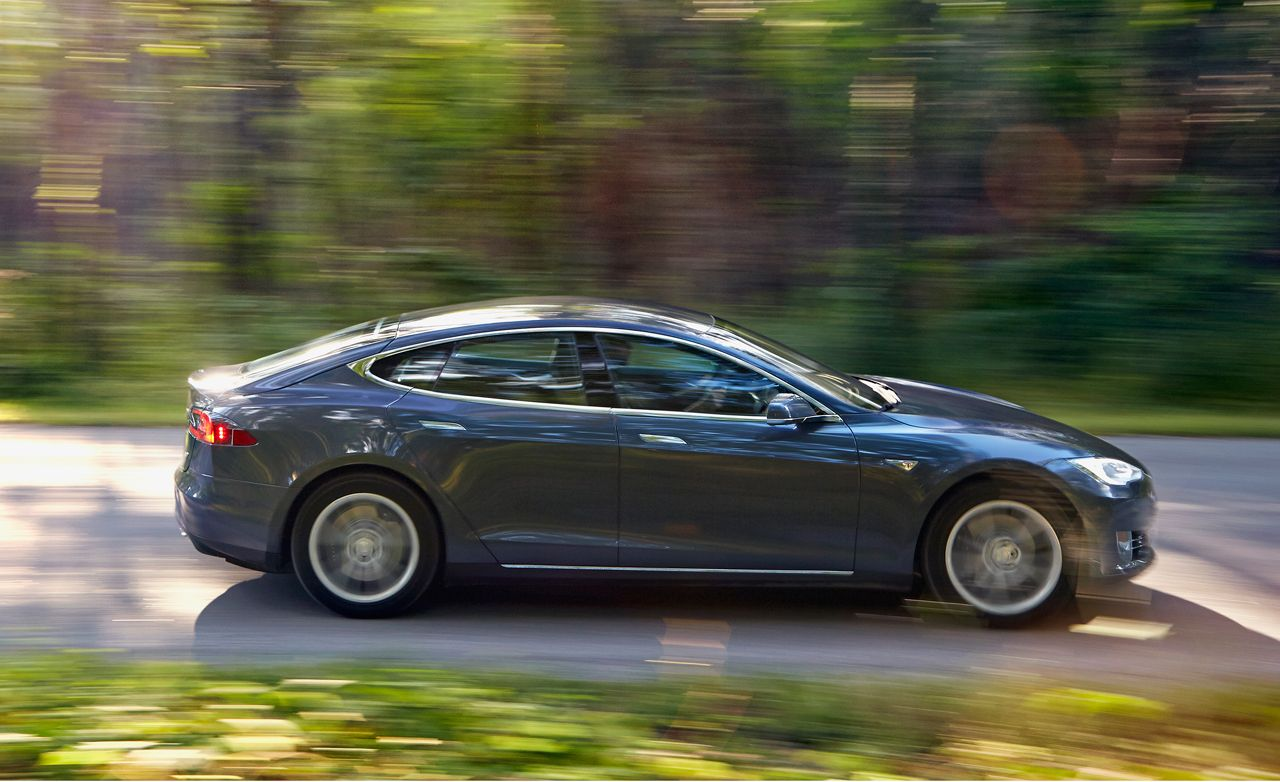 2014 Tesla Model S 60 Full Test   Review   Car and Driver