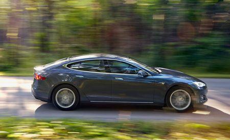 2015 10Best Cars: Tesla Model S 60