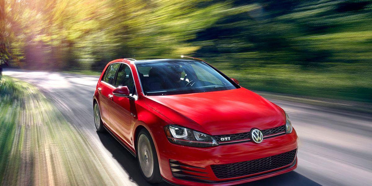 Volkswagen Golf Gti 2015 10best Cars Feature Car