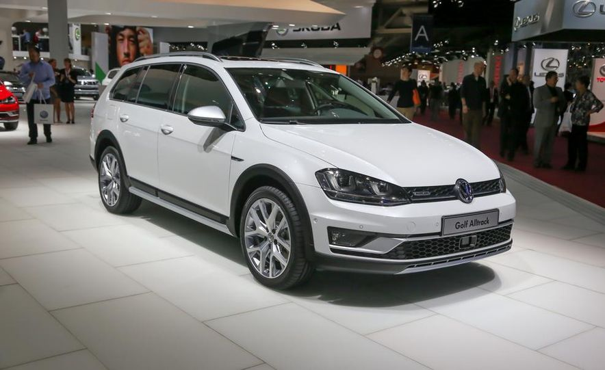 Volkswagen Alltrack - Slide 1