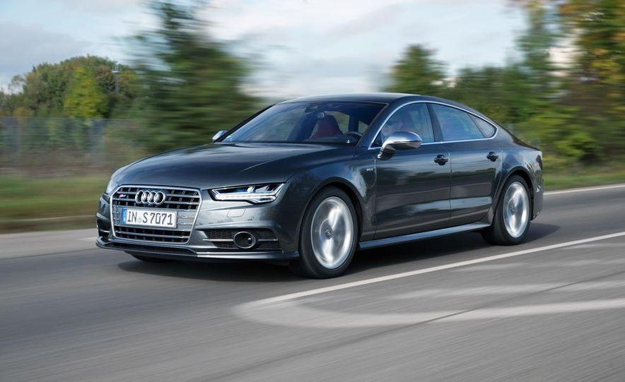 2016 Audi S7 - Slide 2