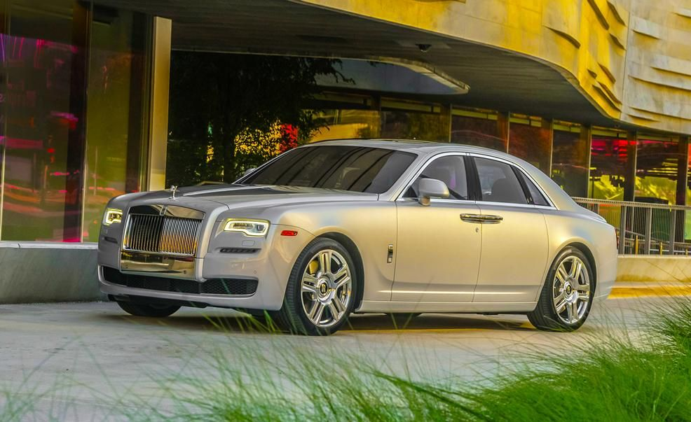 Rolls-Royce Ghost Series II Reviews