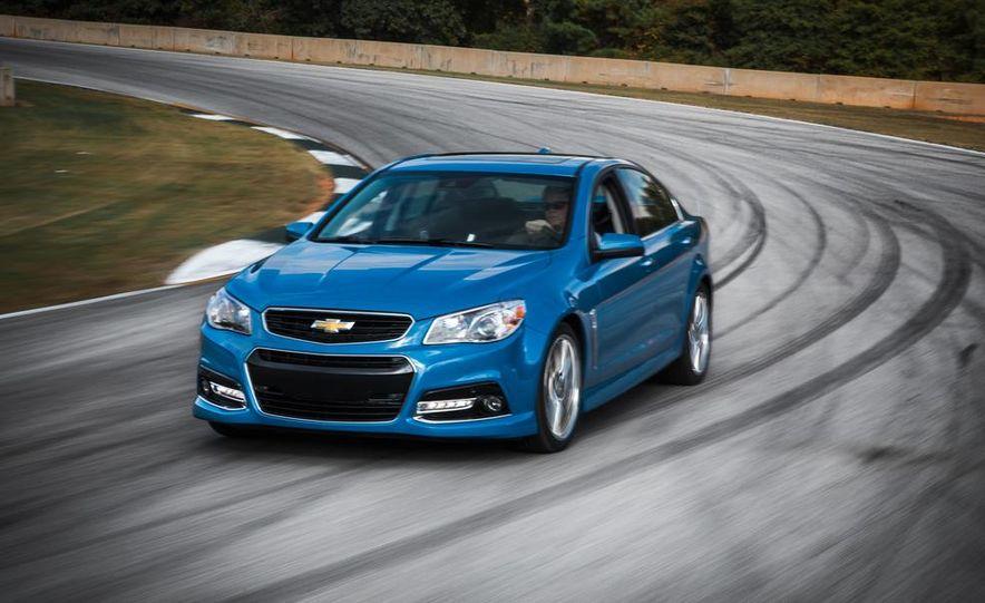 2015 Chevrolet SS - Slide 1