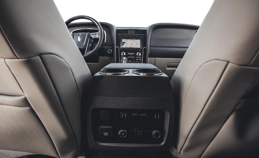 2015 Lincoln Navigator - Slide 41