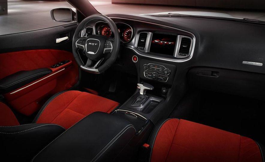 2015 Dodge Charger SRT Hellcats - Slide 115