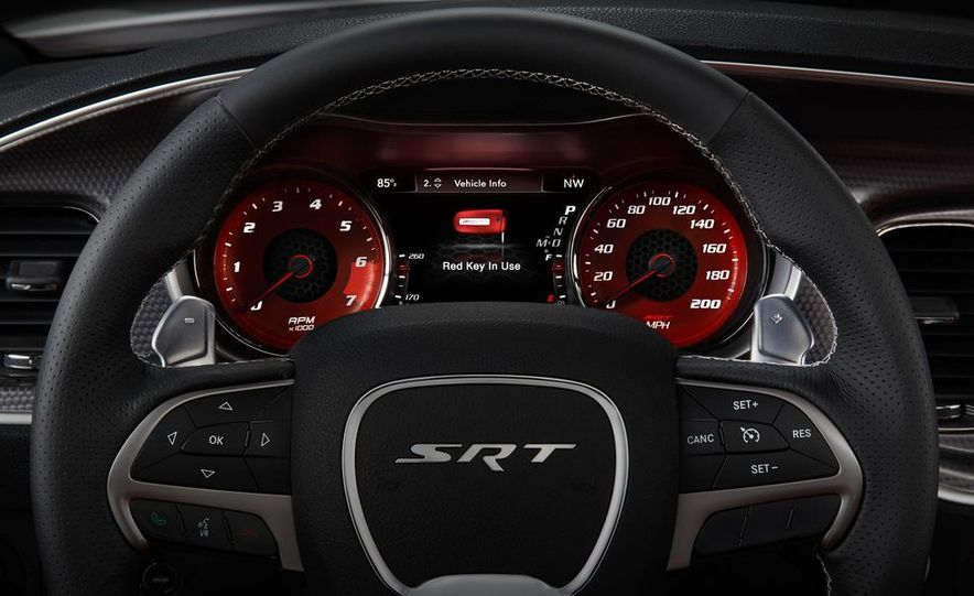 2015 Dodge Charger SRT Hellcats - Slide 117