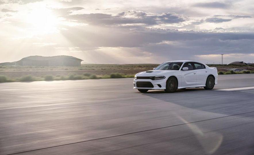 2015 Dodge Charger SRT Hellcats - Slide 74