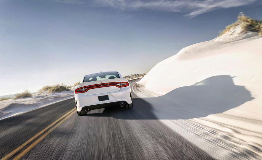2015 Dodge Charger SRT Hellcats - Slide 76