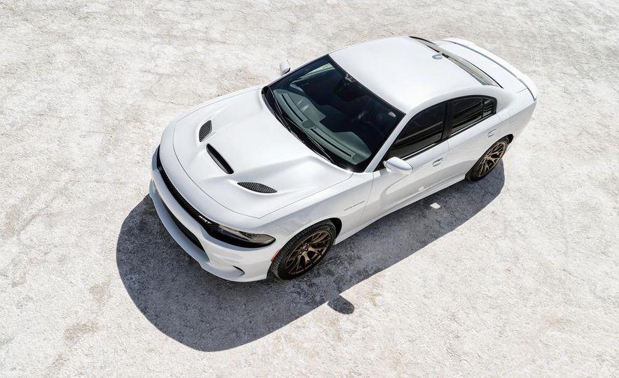 2015 Dodge Charger SRT Hellcats - Slide 81
