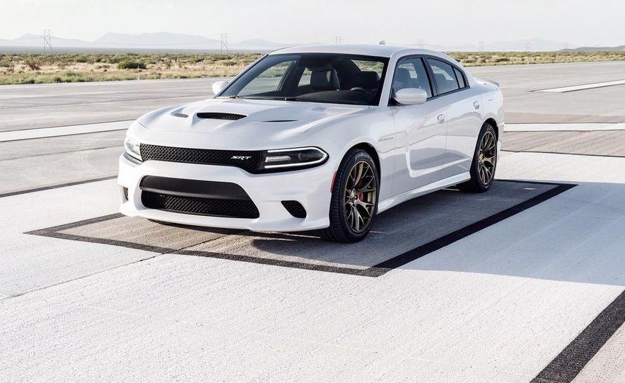 2015 Dodge Charger SRT Hellcats - Slide 88