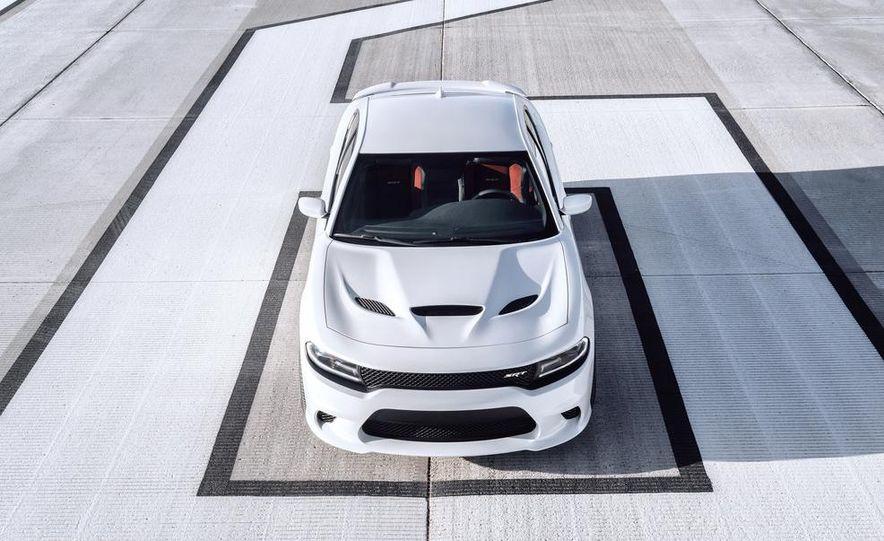 2015 Dodge Charger SRT Hellcats - Slide 90