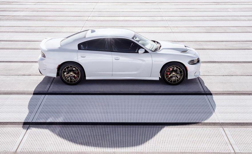 2015 Dodge Charger SRT Hellcats - Slide 92