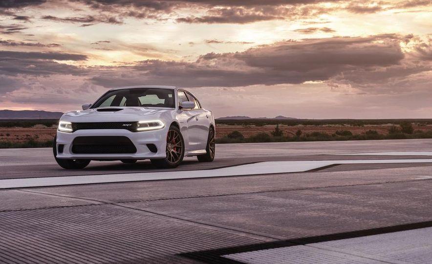 2015 Dodge Charger SRT Hellcats - Slide 97