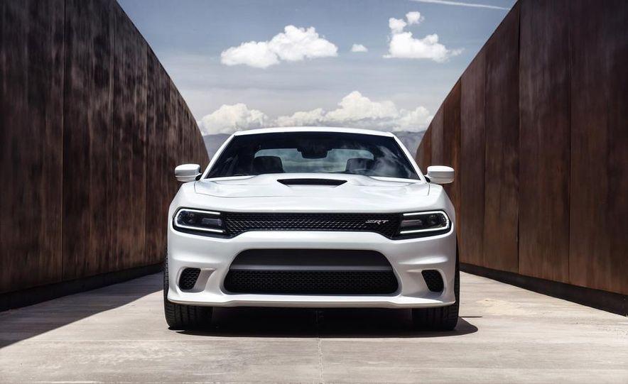 2015 Dodge Charger SRT Hellcats - Slide 99