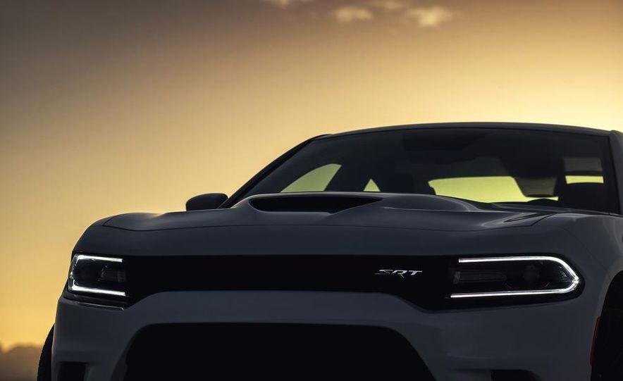 2015 Dodge Charger SRT Hellcats - Slide 111