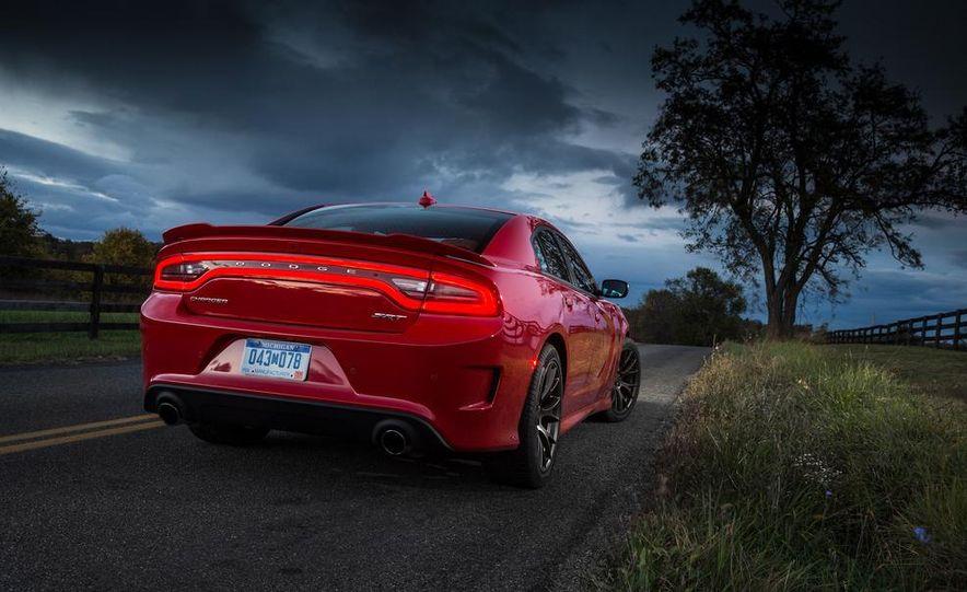 2015 Dodge Charger SRT Hellcats - Slide 53
