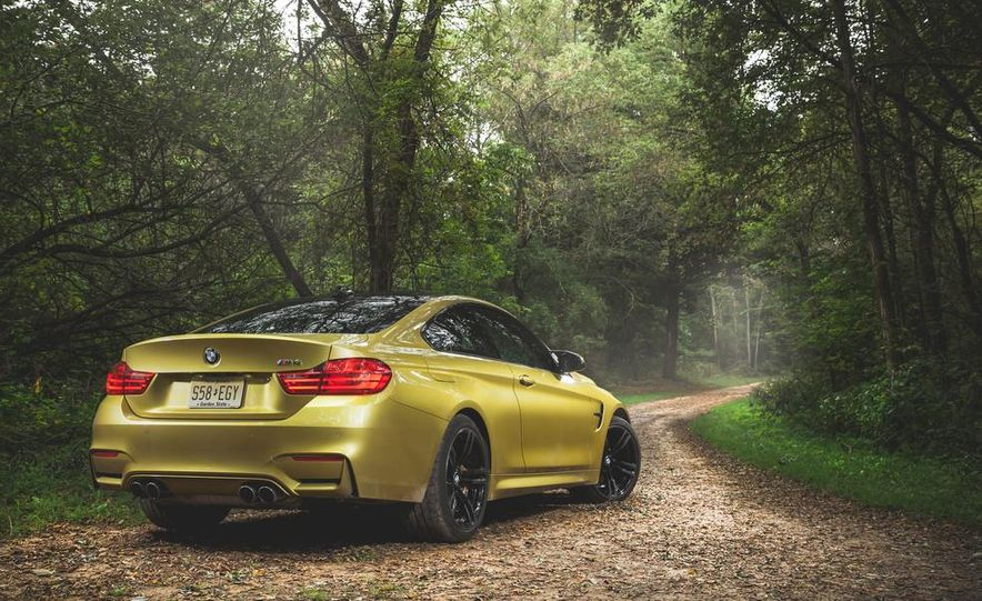 2015 BMW M4 coupe  Photo Gallery  Car and Driver
