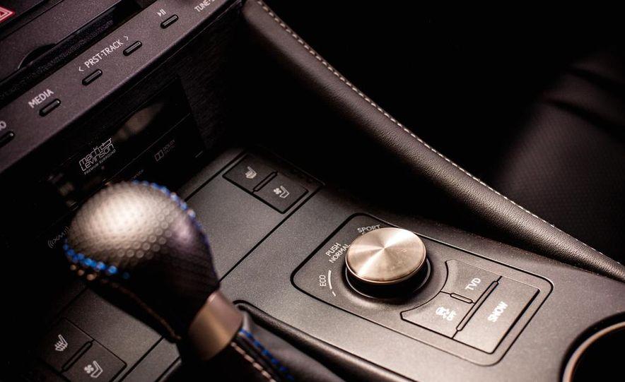 2015 Lexus RC F - Slide 28
