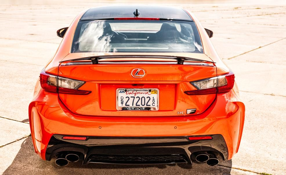 Lexus Rc F Reviews Lexus Rc F Price Photos And Specs Car And