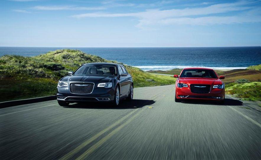2015 Chrysler 300C Platinum and 300S - Slide 1