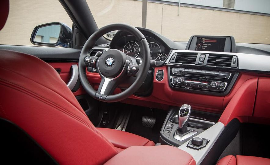 2015 BMW 428i Gran Coupe - Slide 16