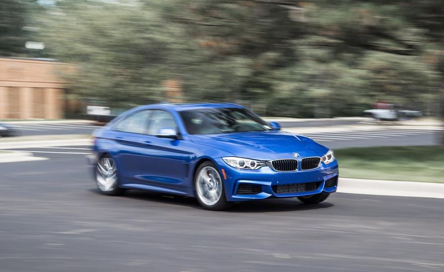 2015 BMW 428i Gran Coupe - Slide 1