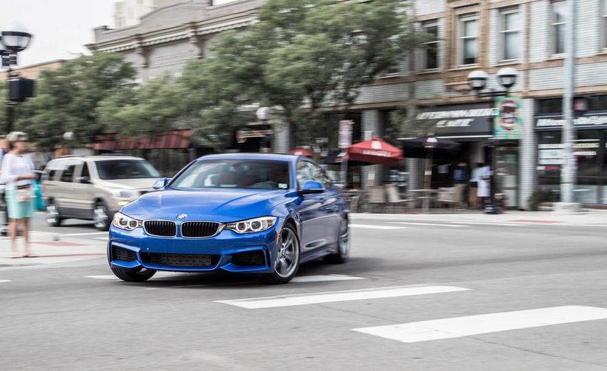 2015 BMW 428i Gran Coupe - Slide 2