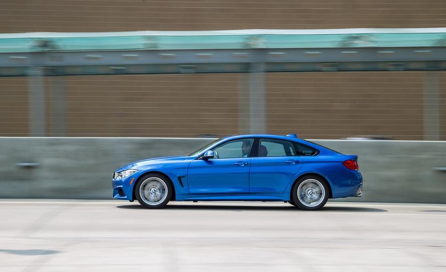 2015 BMW 428i Gran Coupe - Slide 3