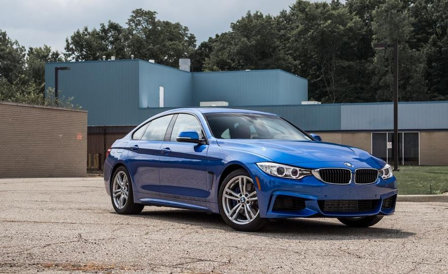 2015 BMW 428i Gran Coupe - Slide 4